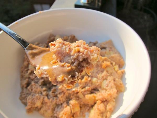 """""""paleo oatless oatmeal breakfast"""""""