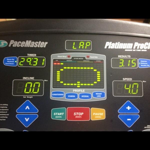proform discounted treadmill