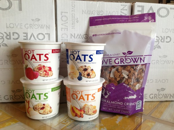 love grown oats
