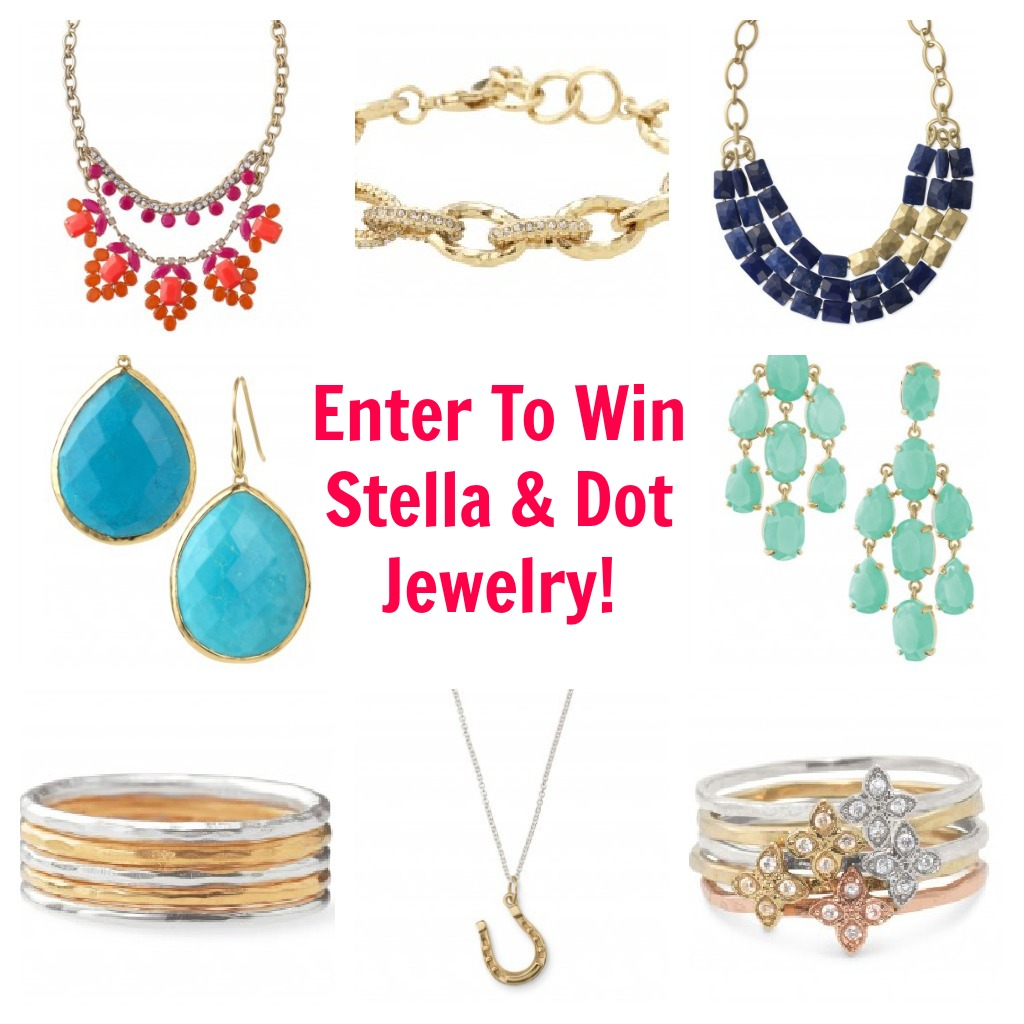 """stella and dot giveaway"""