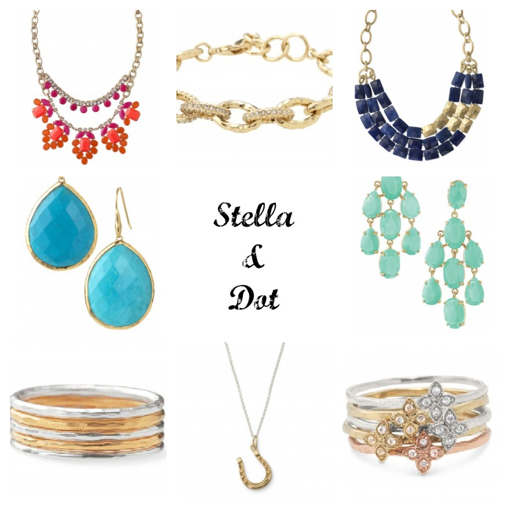 """stella and dot jewelry"""