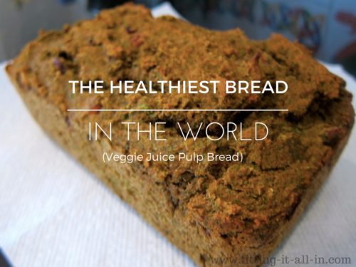 healthiest bread in the world