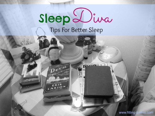 sleep diva tips