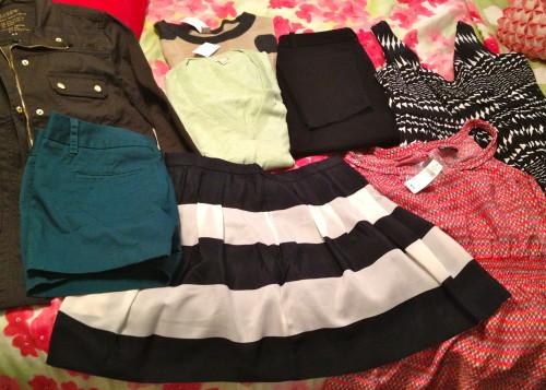 jcrew shopping