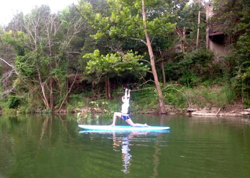 SUP Yoga -  Clare