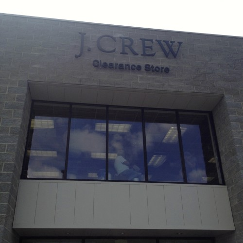 J.Crew Clearance Store