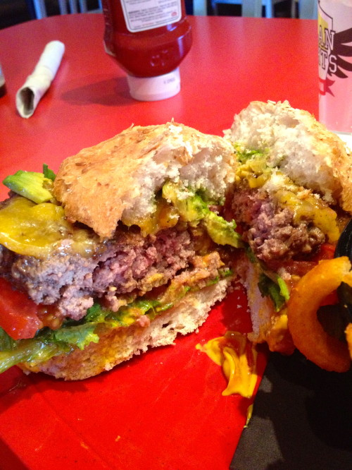 Boylan Heights Burger