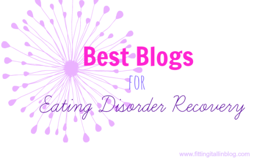 blogs for ED recovery