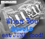 When You SHOULD Eat Junk Food - Fitting It All In