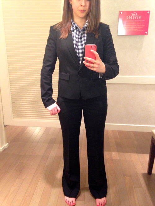 Suit Shopping