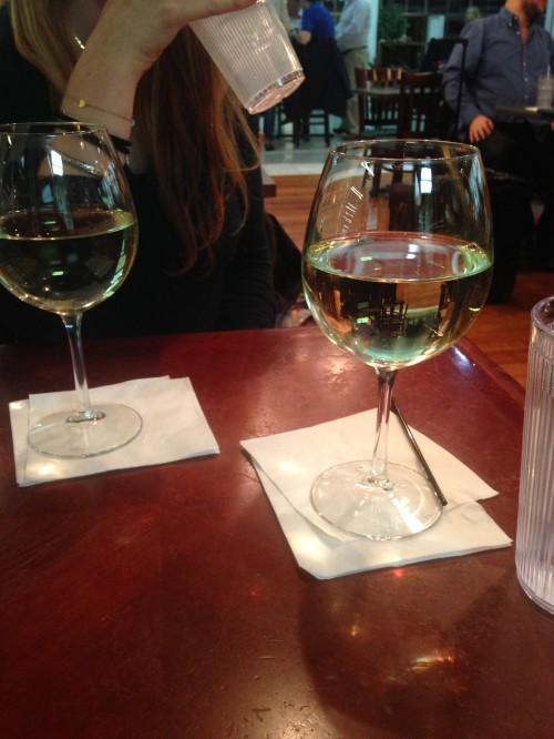 Wine at the Airport