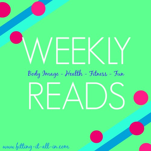weekly reads wednesday