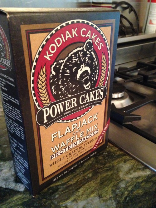 Kodiak Cakes Power Protein Cakes