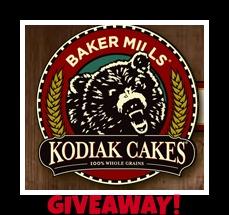 Kodiak Cakes Giveaway