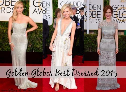 Golden Globes Best Dressed 2015