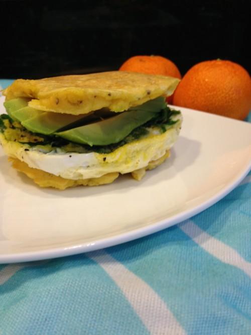 Grain Free Breakfast Sandwich