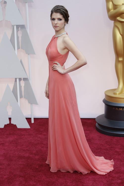 Oscars Best Dressed 2015 - Anna Kendrick