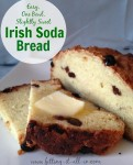 Easiest One-Bowl Slightly Sweet Irish Soda Bread