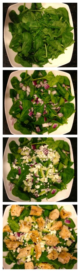 Salad Progression