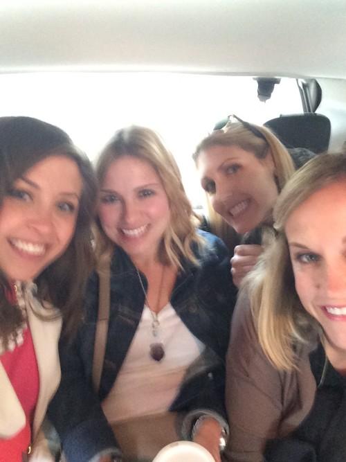 Napa - Girls In Van