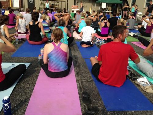 502 Power Yoga