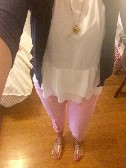 Clare - Preppy Outfit