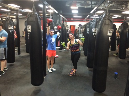 Title Boxing Club Workout