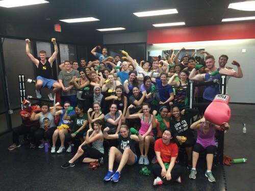 Title Boxing Club Workout - Slu med