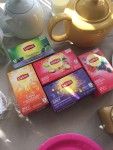 A Perfect Engagement Tea Party With Lipton