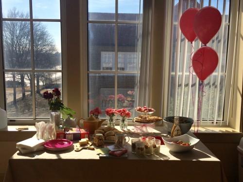 Lipton Engagement Tea Party