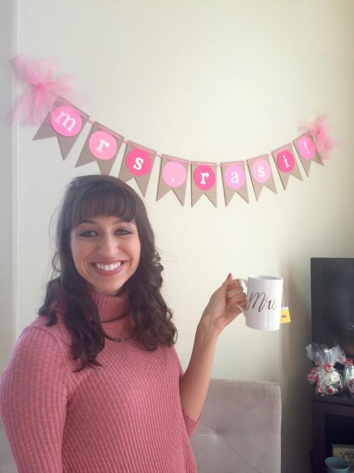 Engagement Tea Party