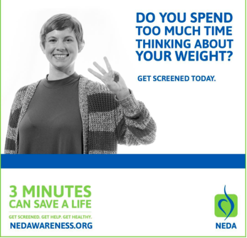 NEDA Awareness Week