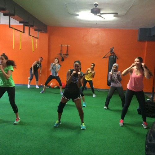 Dragonfly Fitness Cardio Hip Hop