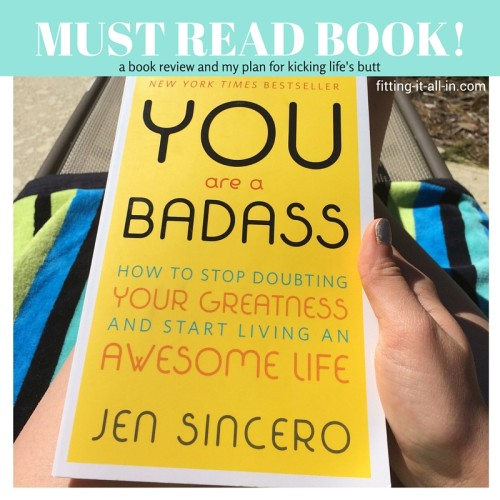You Are A Badass - MUST READ BOOK