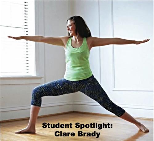 Yoga Photo - Clare