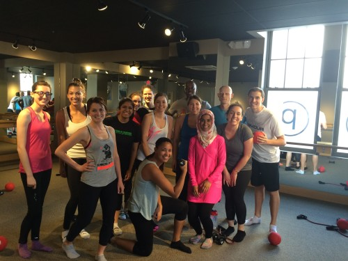 Slu Med at Pure Barre