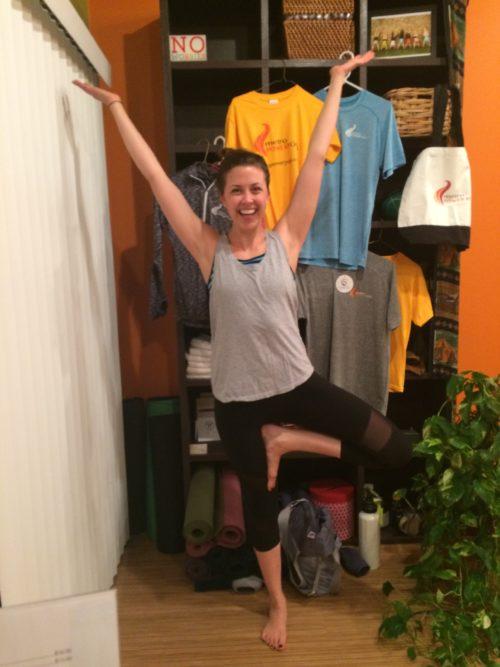 Clare Yoga