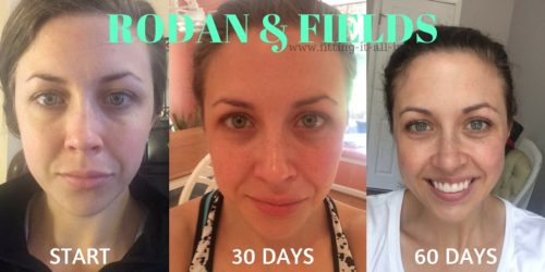 An Honest Rodan Fields Review Fitting It All In
