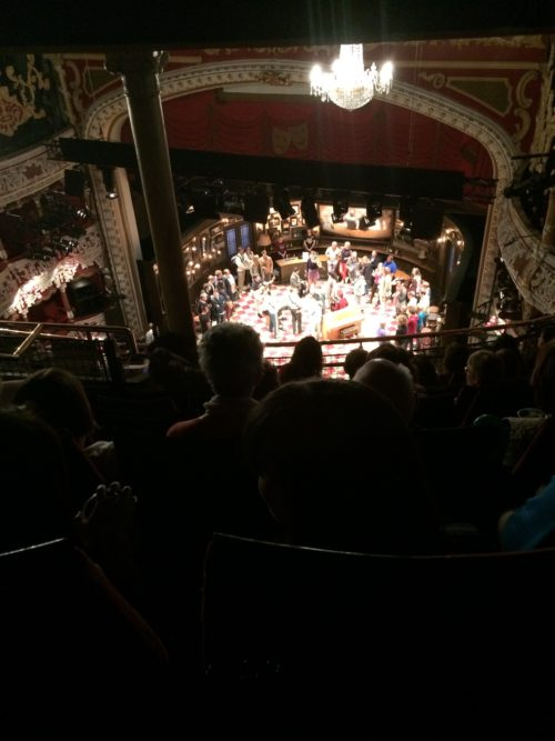 Once, Olympia Theatre, Dublin