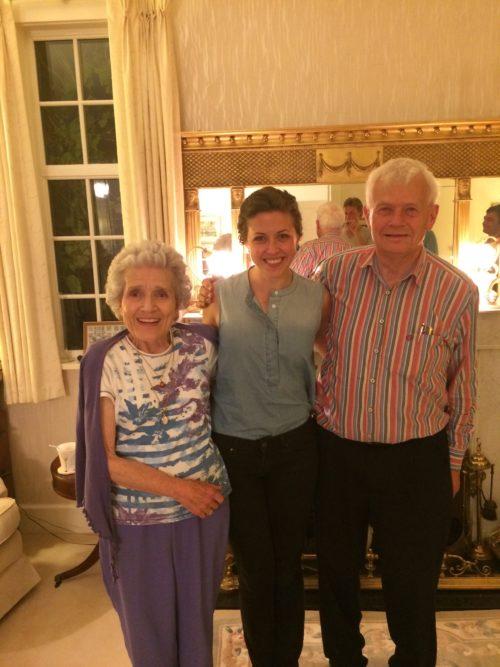 Clare, Jim & Ethna, Dublin