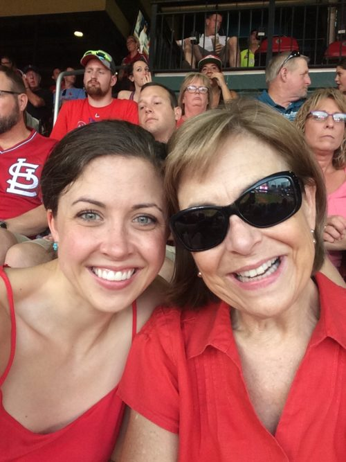 Clare and Mom - Cards Game
