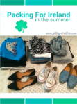 What I Packed For Ireland in the Summer