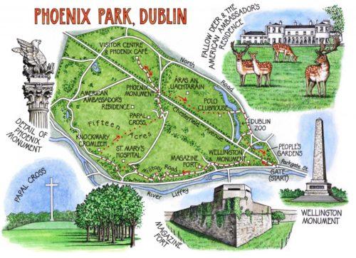 Phoenix Park Dublin