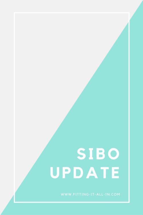 SIBO UPDATE