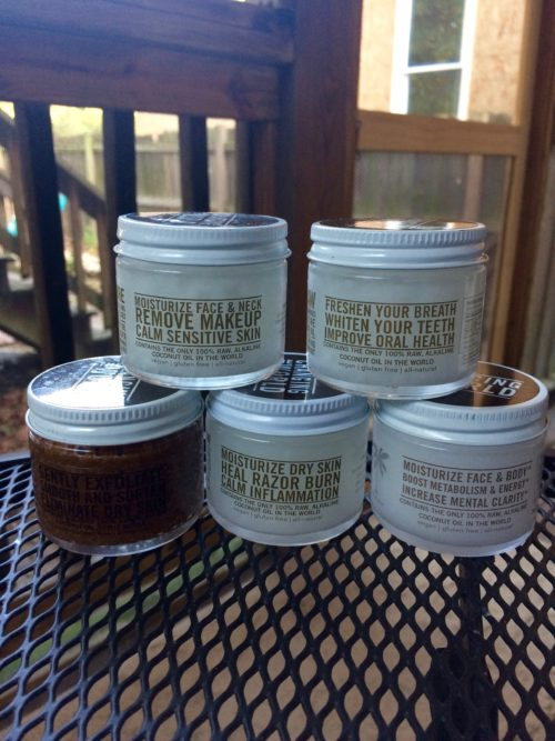 Skinny Coconut Oil Skincare