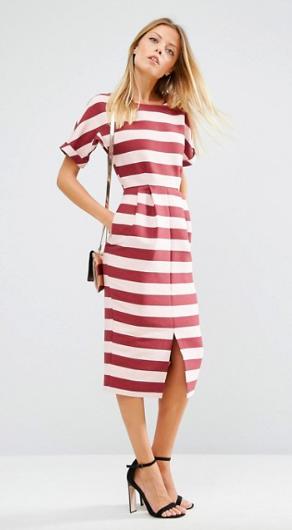 Asos Midi Dress