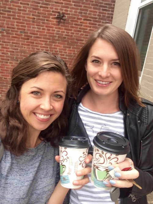 Dixie To Go Cups - Alli and Clare
