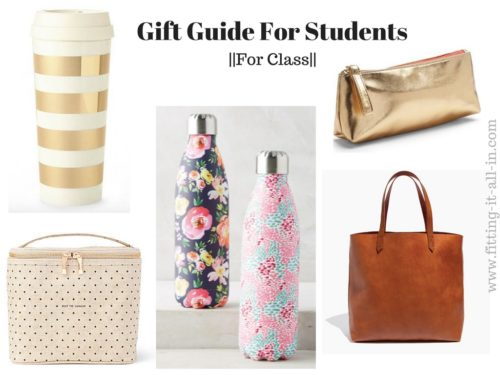 Gift Guide For Students - For Class