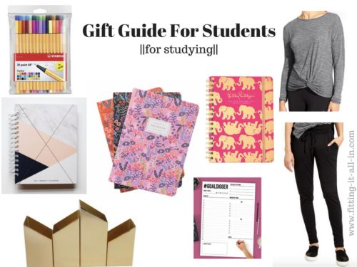 gift guide for students - for studying