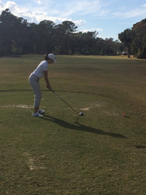 Clare - Golf in Hilton Head